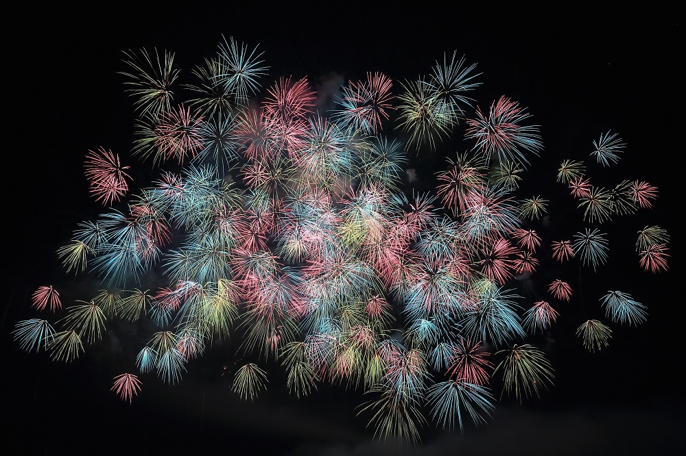 Unsplash fireworks cropped